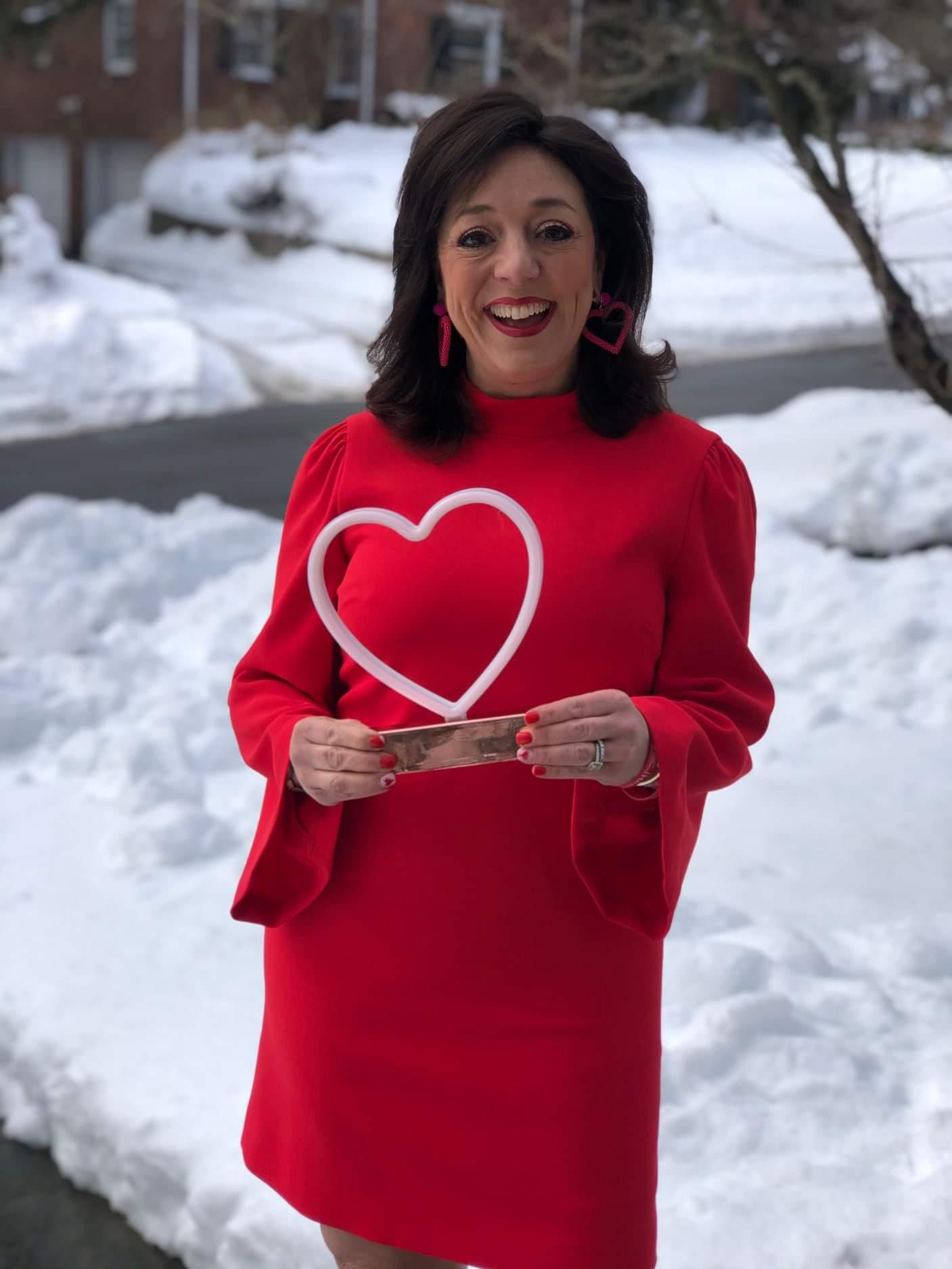 2021 Go Red for Women Chair Lisa Olender