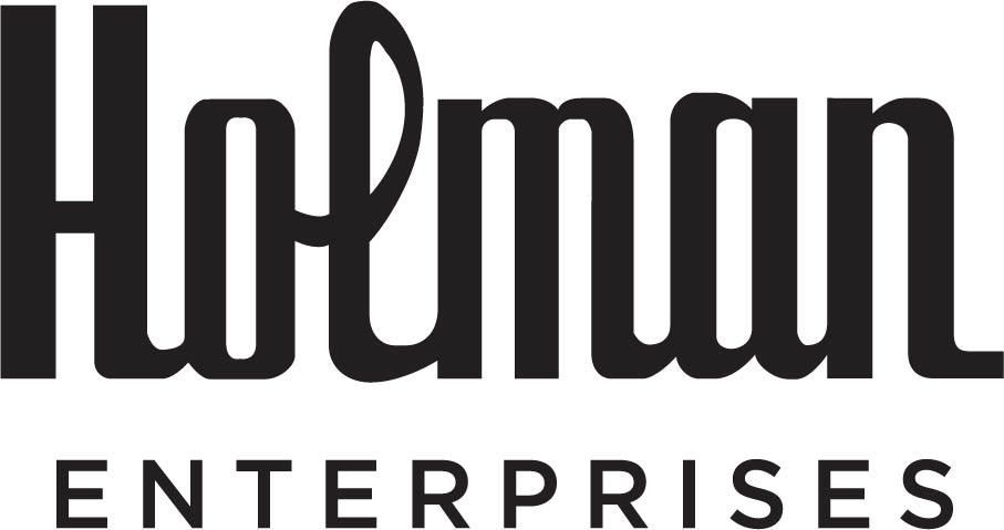 Holman Enterprises Sponsor Logo