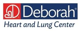 Deborah Heart and Lung Center Sponsor Logo